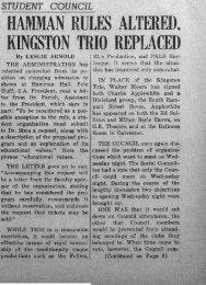 councili hamman rules altered kingston kingston kingston trio replaced