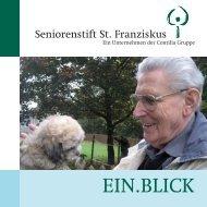 Franziskus Essen/internet:Layout 1 - St. Franziskus - Contilia Gruppe