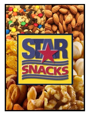 Catalog - Star Snacks