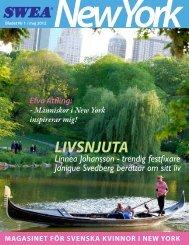 New York - SWEA International