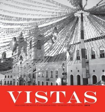 Vistas - The University of Texas at Austin