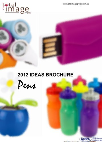 Pens Catalogue 2012 - Total Image Group
