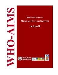 IN Brazil - World Health Organization