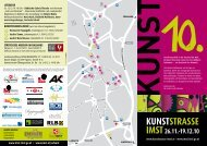 Falter Kunststrasse