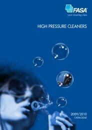 HIGH PRESSURE CLEANERS - BM Clean