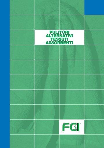 pulitori alternativi tessuti assorbenti - FCI | Forniture chimiche ...