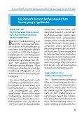 Direktausbildung Psychotherapie - Gesundheitspolitik - Seite 5