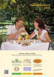 Prospekt downloaden - Belvita Hotel Adria