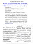 Quantitative determination of the lateral density and intermolecular ... - Page 2