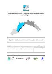 Capitolo 4 - Provincia di Savona