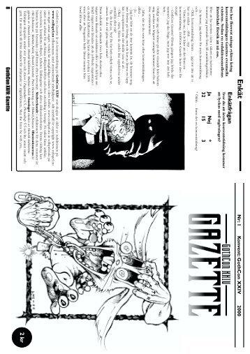 Gazette nummer 1 Booklet.p65 - Rollspel.nu