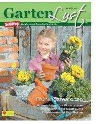 Gartenlust Ausgabe März 2012