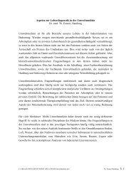 Arzt und Umweltmedizin - City-Labor Dres. med. Fenner & Partner