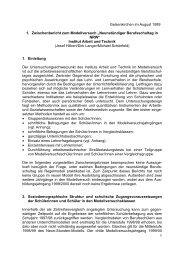 Neunstündiger Berufsschultag in NRW - Institut Arbeit und ...