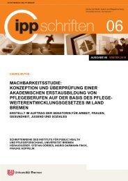 stefan görres, jaqueline bomball, aylin schwanke - IPP - Universität ...
