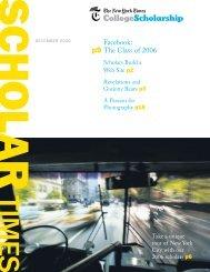 2006 ScholarTimes - New York Times Company