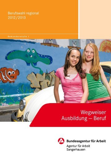 Wegweiser Ausbildung — Beruf - planet-beruf regional - Planet ...