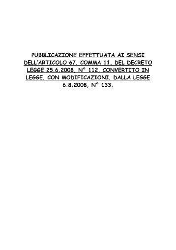 Contratto decentrato 1999-2001 - Comune di Foiano della Chiana