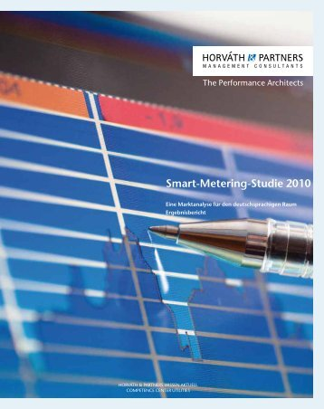 Smart-Metering-Studie 2010 - Horváth & Partners Management ...
