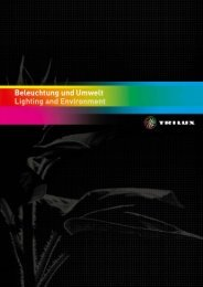 Beleuchtung und Umwelt / Lighting and Environment