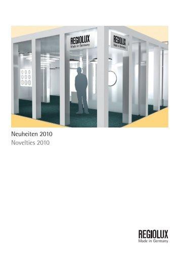 Neuheiten 2010 Novelties 2010 - Baulinks