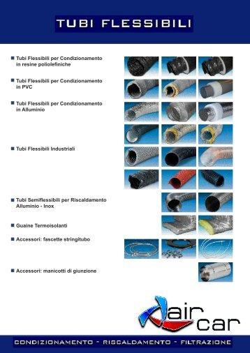 Tubi Flessibili per Condizionamento in resine ... - Aircar.It