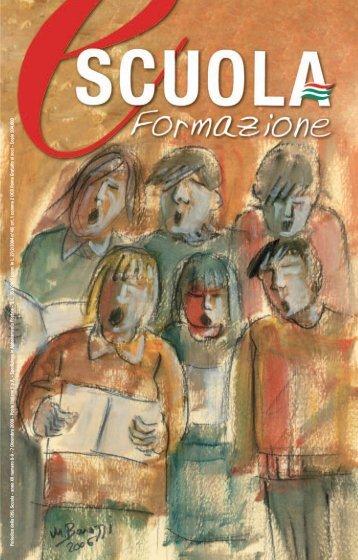 P eriodico della CISL Scuola - anno XII numero 8-9 - 7 Dicembre 2009
