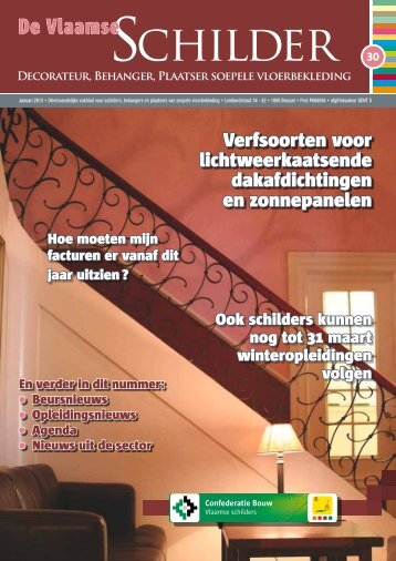 de laatste uitgave. - Bouwmagazines