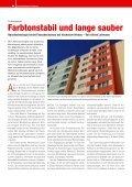 Brillante Fassaden: farbtonstabil und lange sauber Brillante ... - Seite 4