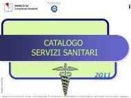Catalogo servizi Sanita - Ingeco S.r.l.