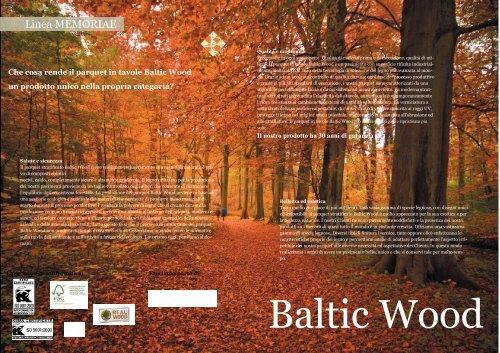 Tavole e prefiniti Baltic - LS uno