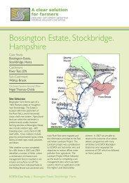 Bossington Estate, Stockbridge. Hampshire: (345kb) - Natural England