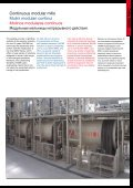 MMC - MULINI MODULARI, MODULAR MILLS - Sacmi - Page 3