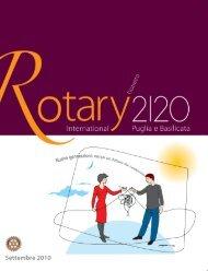 dal rotary international - Distretto 2120