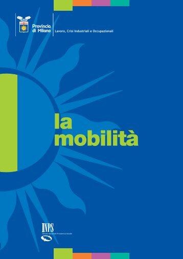 Mobilita - Sintesi - Provincia di Milano