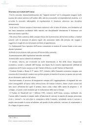 Il turismo nei trattati dell'Unione - Centro Universitario Europeo per i ...
