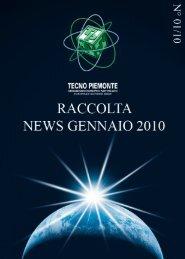 01.10 - raccolta news gennaio - Tecno Piemonte