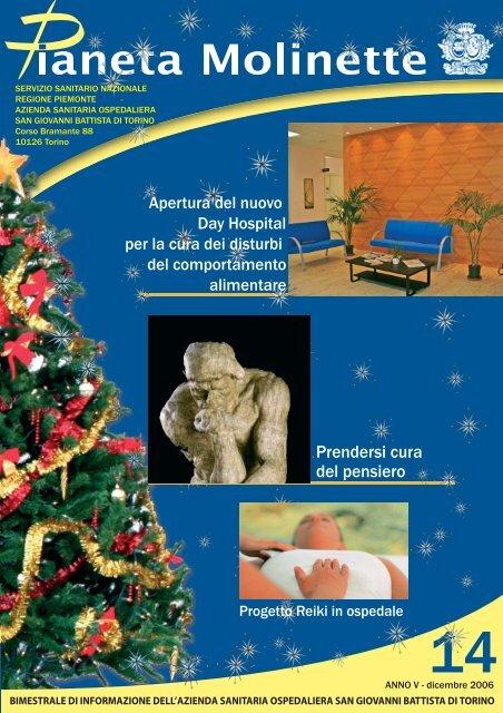 Progetto Reiki in Ospedale Molinette Torino - Da Cuore a Cuore