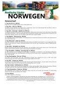 12 Tage geführte Rundreise Norwegen Juni & Juli ... - Komet-Reisen - Page 2