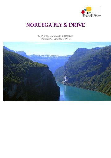 noruega fly & drive - Excellence Tours