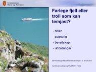 Fylkesberedskapssjef Ketil Matvik Foldal