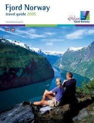 Fjord Norway - Langenuen Camping