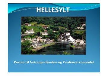 HELLESYLT - Møre og Romsdal fylkeskommune