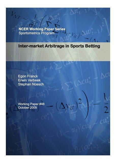 Efficient market hypothesis arbitrage betting anderlecht vs qarabag betting preview nfl