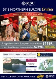 2013 NorthErN EuropE Cruises - World Travellers -Warkworth