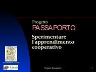 PASSAPORTO - CTRH Chiari
