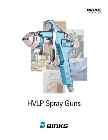 graco hvlp spray gun manual
