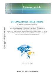 Craniosacrale.info UN VIAGGIO DEL PESCE ROSSO www ...