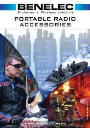 Download Complete Portable Radio Accessories ... - Benelec