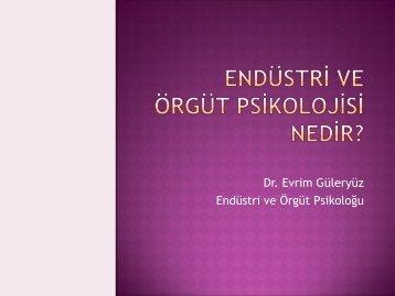 Slayt 1 - İzmir Üniversitesi